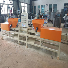 Factory Supply Wood Pallet Block Making Machine