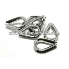 Stainless steel US Type Wire Rope Thimble