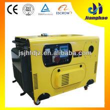 heißer verkauf ISO CE zertifiziert luftgekühlten 2kw 2.5kva stille generator für den heimgebrauch