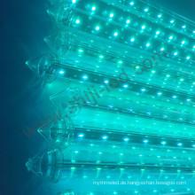 Karneval digital SMD5050 DMX 3D führte hängenden Rohr Licht