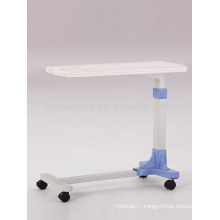Movable over bed table F-33