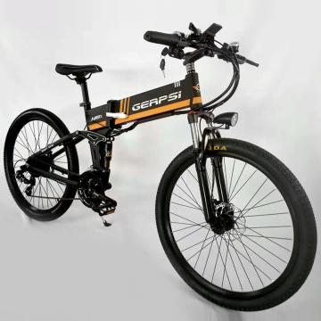 2021 Mountainbike Offroad Elektrofahrrad
