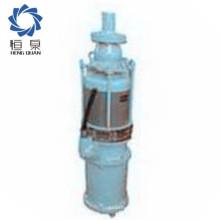 Pompe submersible verticale de haute qualité à une seule étape