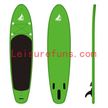 lighter inflatable surfing board