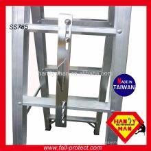 Vertical Lifeline System Aço inoxidável Escada Anchor Point With U Pins