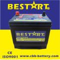 Car Battery Factory 12V Battery for Trucks Car Battery 12V60ah 55D23r