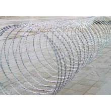 Venta caliente Razor Barbed Wire Mesh Fence