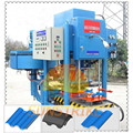 Large Capacity Cement Tile Forming Machine with Good Quality
