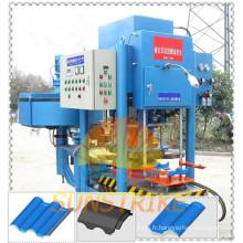 Machine de formage de carreaux de ciment de grande capacité avec une bonne qualité