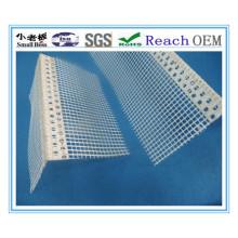Perle d'angle en PVC / maille en fibre de verre PVC