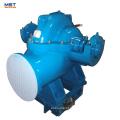 bomba de sucção da extremidade da embalagem do voluta dobro para a transferência de água suja