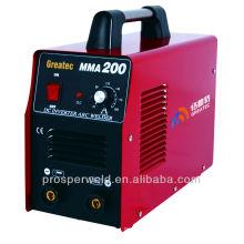 Portable inverter type DC argon arc welding machine