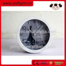 Reloj de mesa de regalo de madera de la venta caliente