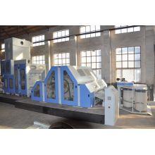 Kevlar Fiber Carding Spinning Machine (CLJ)
