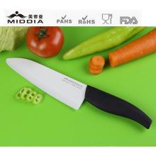Couteau de chef en céramique de lame de rasoir pour l'outil de cuisine
