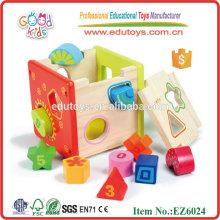 Shape Box Juguetes preescolares