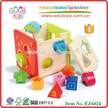 Shape Box Preschool Toys