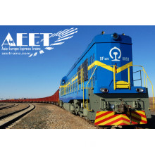 Railway Freight Trains From Guangxi To Vietnam