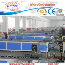 turnk key solution project for wood plastic wpc extrusion machine