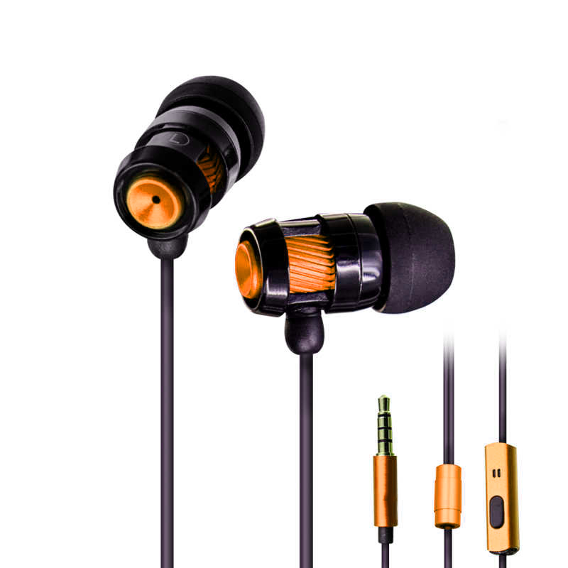 In-ear High Quality Earphone E202-3