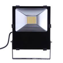 Luz de inundação magro do diodo emissor de luz 80W