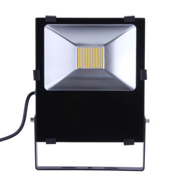 80 Вт тонкий светодиодный свет потока