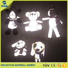 Custom Animal Reflectors Toy Keychain for Kids