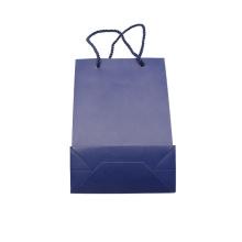 Custom Logo Print Shopping Paper Bag Clothing Shoe Packaging Cheap Gift Paper Bag