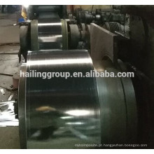 preço de aço galvanizado por tonelada bobina de aço galvanizado z275