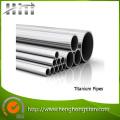 Tubo de titanio y tubo de titanio