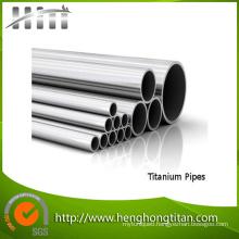 Gr2 Gr5 Gr9 Seamless Titanium Tube Price