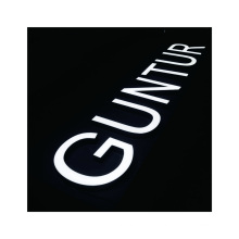 Custom 3D designs acrylic front lit signage Acrylic Illuminated LED Channel Letters