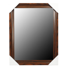Hot Selling Wooden Grain Mirror Frame