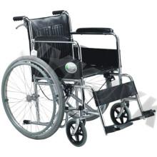 Stahlradstuhl