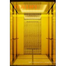 Titan Gold FUJI Passenger Elevator on Sale