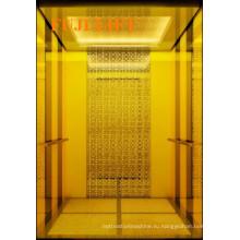 Пассажирский лифт FUJI Titanium Gold в продаже