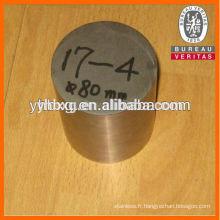 barres rondes en acier inoxydable 17-4ph