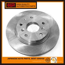 Disque de frein pour Mitsubishi Galant E33 / E55 / N31 MB668107 pièces d'auto