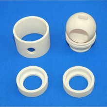 High Precision Zirconia Ceramic Valve Ball and Seat