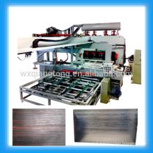 1830x3660mm double côté en stratifié automatique ligne de pression / ligne de production de panneaux de mélamine laminé