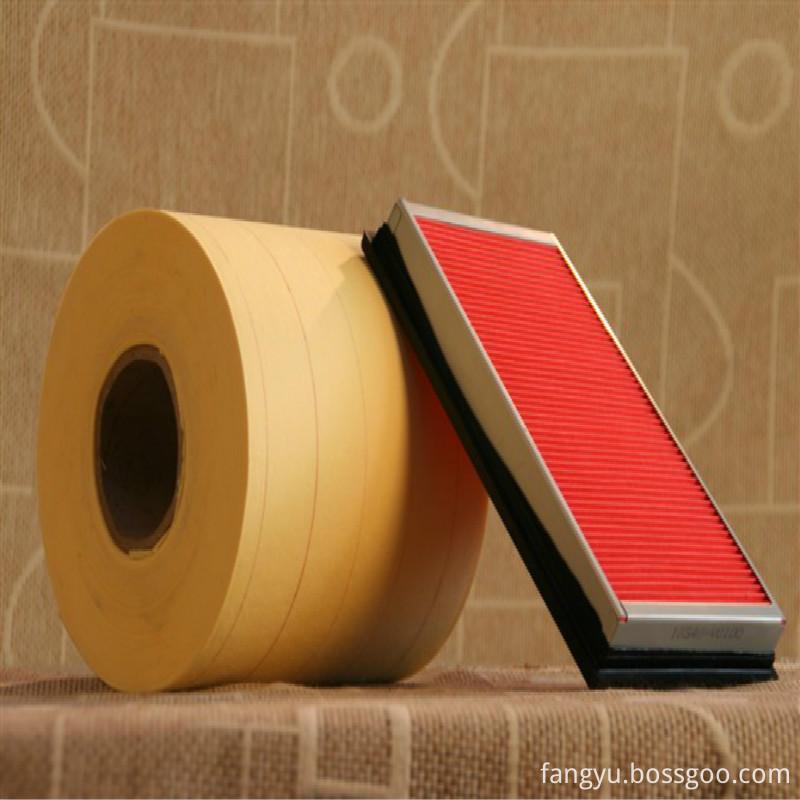 Wood Pulp Auto Filter Paperair Filter Paper Oil Fliter Paper Fuel Filter Paper