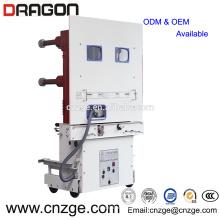 ZN85-40.5 40.5KV Interruptor de circuito integrado al vacío tipo polo interior
