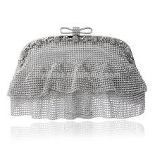 2016 Ladies Evening Dinner Embrayage Sac de mariée pour la soirée de mariage Soirée Utilisez les sacs à main nuptiaux B00045 fancy handbag wholesale