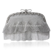 2016 Ladies Evening Dinner Clutch Bag Saco de noiva para casamento Evening Party Use nupcial Handbags B00045 fantasia bolsa à mão atacado