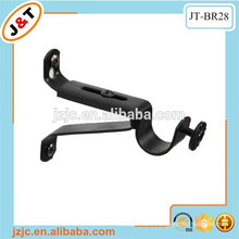 curtain track extension brackets, curtain rod wall brackets, metal curtain rod bracket