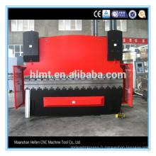 WE67Y presse hydraulique frein / angle bender