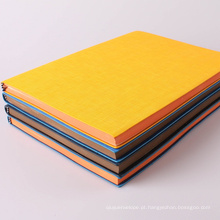 Atacado Full Color Custom Hardcover Notebook Printing