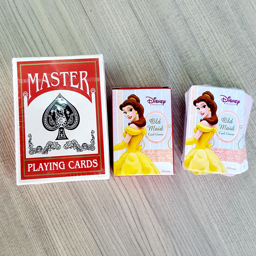 Mini Playing Cards 3