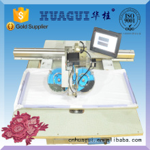 HUAGUI one head double color computer machine strass fixing machine
