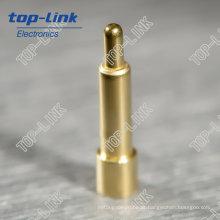 Single Pin Pogo Pin Connector com Primavera
